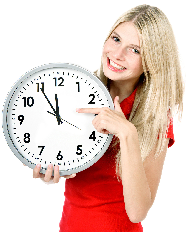 Escort-Clock